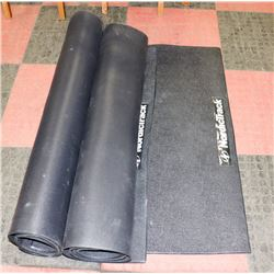 LOT OF 2 NORDITRACK ANTI FATIGUE MATS