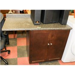 KITCHEN COUNTER WITH CABINET