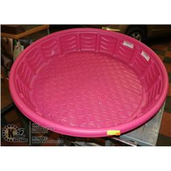 KIDS SWIMMING POOL PINK