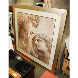 LARGE MICHAEL ANGELO PRINT 51 X 52