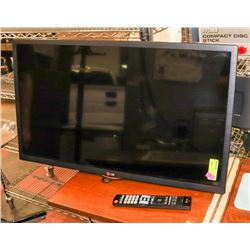 "LG 32"" LCD TV WITH WALL MOUNT AND REMOTE"