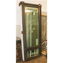 """BLEW-V WINDOW, 79.5""""X30"""""""
