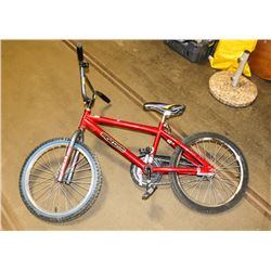 "KIDS SUPERCYCLE 20"" WHEEL BIKE WITH GT RACING"
