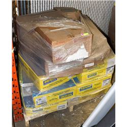 PALLET OF MOOG STEERING AND SUSPENSION AUTO PARTS