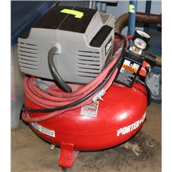 PORTER CABLE 6 GAL 150 PSI AIR COMPRESSOR