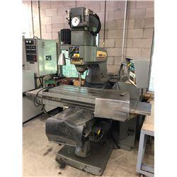 Bridgeport Series II CNC Vertical Milling Machine