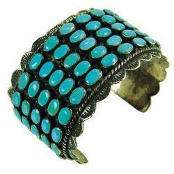 Navajo Bracelet - Louise Yazzie