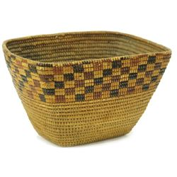 Lillooet Basket