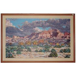 Huge Desert Landscape - Linde