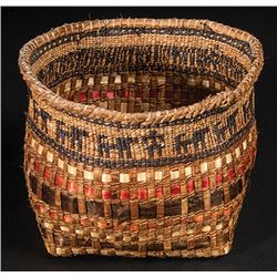 Puyallup Basket - Terry Williams
