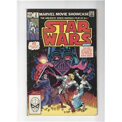 Marvel Movie Showcase Star Wars Issue #2 by Marvel Comics