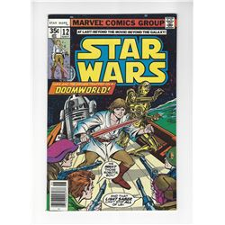 Star Wars Issue #12 by Marvel Comics