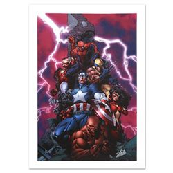 New Avengers #1 by Stan Lee - Marvel Comics