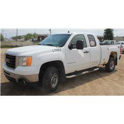 2008 GMC SIERRA K2500 HD