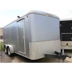 2004 ROYAL ENCLOSED TANDEM AXEL TRAILER
