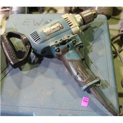 "MAKITA 1/2"" SPADE HANDLE DRILL , MODEL DS4012"