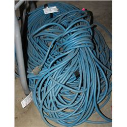 LARGE LOT OF EXTENSION CORDS