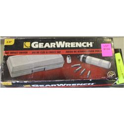 NEW GEAR WRENCH SAE IMPACT DRIVER