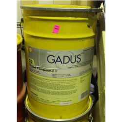 18KG PAIL OF SHELL S2 THREAD COMPOUND 1