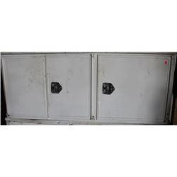 2 DOOR TRUCK BOX CABINET