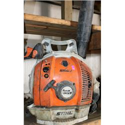 STIHL PROFESSIONAL GAS BACKPACK BLOWER