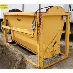 HEAVY DUTY DUMPING HOPPER