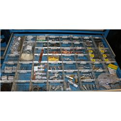 DRAWER OF VARIOUS FITTINGS, CONNECTORS & MORE