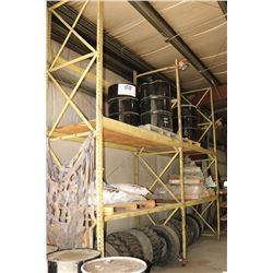 SECTION  OF PALLET RACKING