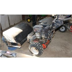 ARIENS 936 GAS POWERED SWEEPER