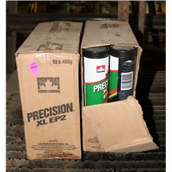 2 BOXES OF PRECISION XLEP2 GREASE