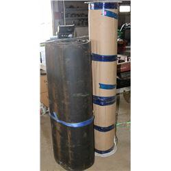 REAR SWEEPER BROOM ROLLER FOR ELGIN & CONVEYOR