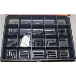 METAL BOX OF SPRING PINS