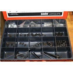 METAL BOX OF SOCKET SET SCREWS