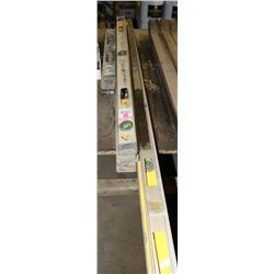 LOT OF 6FT, 2FT & 4FT LEVELS