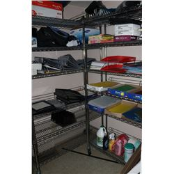 OFFICE SUPPLY ROOM: INCLUDES CONTENTS