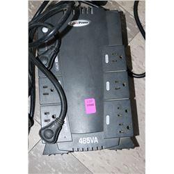 CYBERPOWER 485VA, UPS POWER BANK