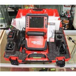 HILTI PS 1000 X-SCAN DETECTION SYSTEM.