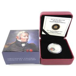 .9999 Fine Silver $4.00 Coin 'Heroes of 1812' Low
