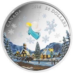 2016 $20 Venetian Glass: My Angel - Pure Silver Co