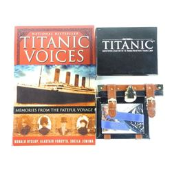 Titanic Voices - Memories Plus LE Collector Card S