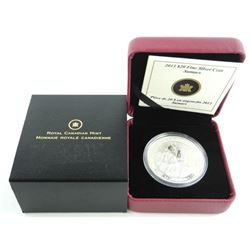 .9999 Fine Silver $20.00 Coin 'J.E.H. MacDonald'