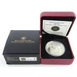 .9999 Fine Silver $20.00 Coin 'Holiday Carols'