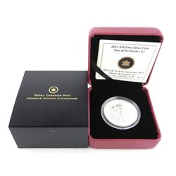 .9999 Fine Silver $10.00 Coin 'Year of the Snake'