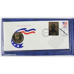 INAUGURAL Day Cover Jan 20, 1977 LE President and