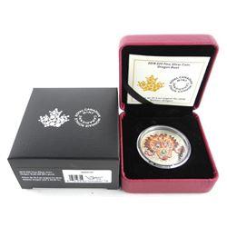 .9999 Fine Silver $25.00 Coin 'Dragon Boat'