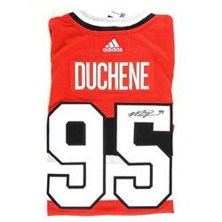M. Duchene - Pro NHL 100 Classics Jersey Signed -