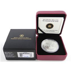 .9999 Fine Silver $20.00 Coin 'Franz Johnson'
