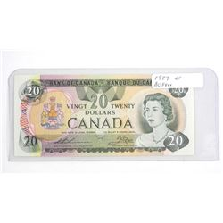 1979 Bank of Canada Twenty Dollar Note (EF)