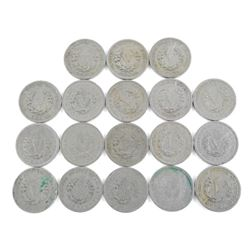 Estate Lot USA V Five Cent Coins