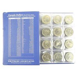 Estate Book 48 Dollar Coins